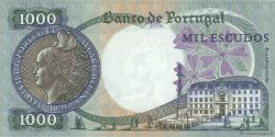1000 Escudos PORTUGAL  1967 P.172b pr.NEUF