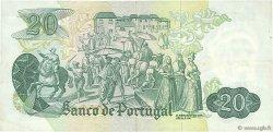 20 Escudos PORTUGAL  1971 P.173 TTB+