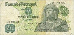 20 Escudos PORTUGAL  1971 P.173 TB+
