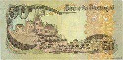 50 Escudos PORTUGAL  1980 P.174b TB