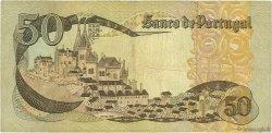 50 Escudos PORTUGAL  1980 P.174b B