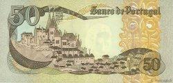 50 Escudos PORTUGAL  1980 P.174b SUP