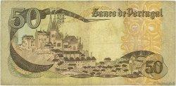 50 Escudos PORTUGAL  1980 P.174b B+