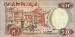 500 Escudos PORTUGAL  1979 P.177 TTB