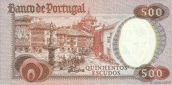 500 Escudos PORTUGAL  1979 P.177 SUP+
