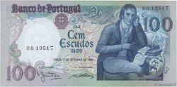 100 Escudos PORTUGAL  1980 P.178a SPL