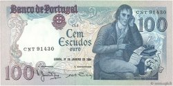 100 Escudos PORTUGAL  1984 P.178c SUP