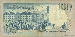 100 Escudos PORTUGAL  1985 P.178e B+