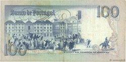 100 Escudos PORTUGAL  1985 P.178e TB