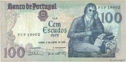100 Escudos PORTUGAL  1985 P.178e TB+