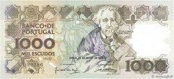 1000 Escudos PORTUGAL  1986 P.181b SPL