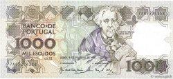 1000 Escudos PORTUGAL  1992 P.181i pr.NEUF
