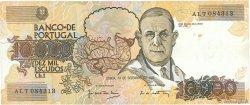 10000 Escudos PORTUGAL  1989 P.185b TTB+