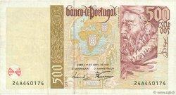 500 Escudos PORTUGAL  1997 P.187a TTB