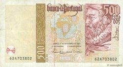 500 Escudos PORTUGAL  1997 P.187b TTB
