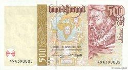500 Escudos PORTUGAL  1997 P.187b NEUF