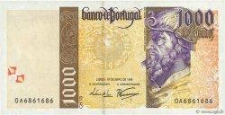 1000 Escudos PORTUGAL  1996 P.188a TTB