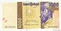1000 Escudos PORTUGAL  1998 P.188c NEUF
