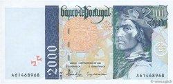 2000 Escudos PORTUGAL  1996 P.189b NEUF