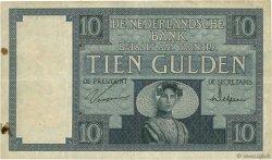 10 Gulden PAYS-BAS  1930 P.043b pr.TTB
