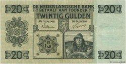20 Gulden PAYS-BAS  1926 P.044 TTB