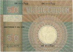 50 Gulden PAYS-BAS  1930 P.047 TTB