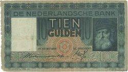 10 Gulden PAYS-BAS  1935 P.049 B