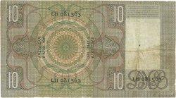 10 Gulden PAYS-BAS  1937 P.049 pr.TTB