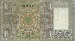 10 Gulden PAYS-BAS  1937 P.049 TTB