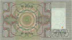 10 Gulden PAYS-BAS  1937 P.049 TTB+