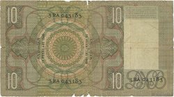 10 Gulden PAYS-BAS  1939 P.049 B