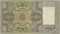 10 Gulden PAYS-BAS  1939 P.049 pr.TTB