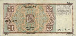 25 Gulden PAYS-BAS  1939 P.050 TTB