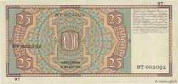 25 Gulden PAYS-BAS  1941 P.050 pr.SUP