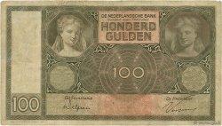 100 Gulden PAYS-BAS  1930 P.051a pr.TB