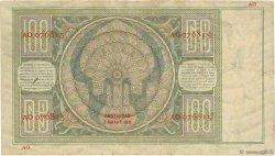 100 Gulden PAYS-BAS  1931 P.051a TTB