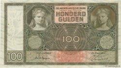 100 Gulden PAYS-BAS  1931 P.051a TTB+