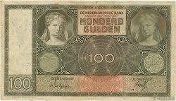 100 Gulden PAYS-BAS  1932 P.051a TB