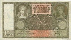 100 Gulden PAYS-BAS  1935 P.051a TTB