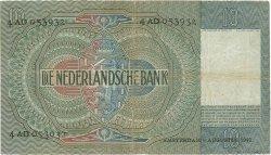 10 Gulden PAYS-BAS  1940 P.056a TB+