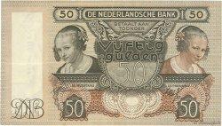 50 Gulden PAYS-BAS  1941 P.058 TTB+