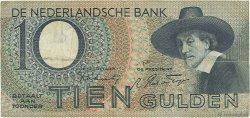10 Gulden PAYS-BAS  1943 P.059 TB