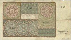 25 Gulden PAYS-BAS  1943 P.060 pr.TTB