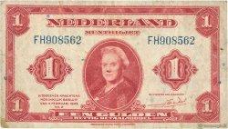 1 Gulden PAYS-BAS  1943 P.064a TB+