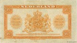 2,5 Gulden PAYS-BAS  1943 P.065a TTB