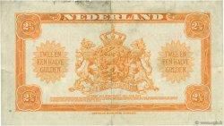 2,5 Gulden PAYS-BAS  1943 P.065a TTB+