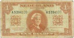 1 Gulden PAYS-BAS  1945 P.070 TB