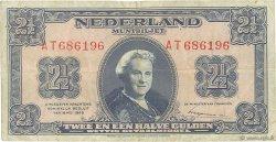 2,5 Gulden PAYS-BAS  1945 P.071 TTB