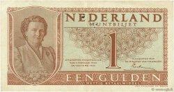 1 Gulden PAYS-BAS  1949 P.072 TTB+