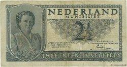 2,5 Gulden PAYS-BAS  1949 P.073 TB